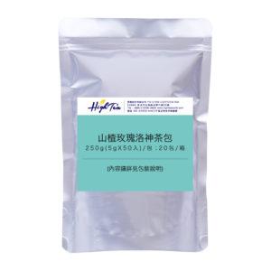 High Tea 山楂玫瑰洛神茶補充包