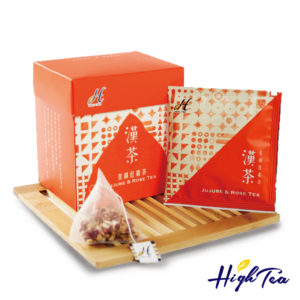 High Tea 美顏紅棗漢方茶10入/盒