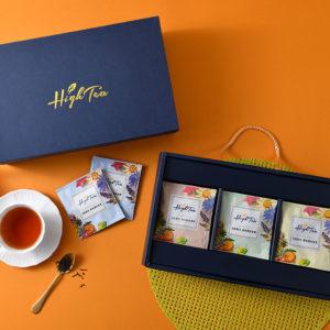 三陽開泰伴手禮|整組內含:紅薑黃博士茶+紅薑黃蕎麥茶+紅薑黃薰衣草茶(18包入)