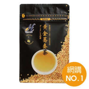 High Tea 黃金蕎麥茶15入/袋(年銷售量120000包)