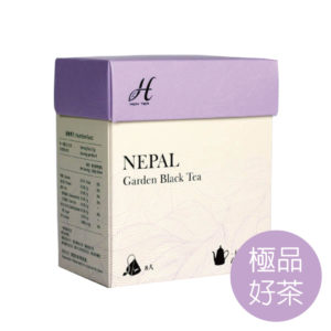 High Tea 尼泊爾高山紅茶8入/盒