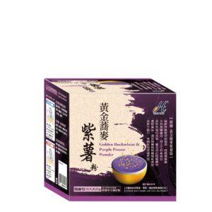 High Tea 黃金蕎麥紫薯粉 20g x 10入