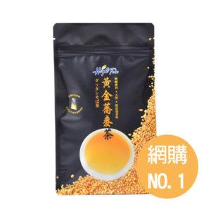 台灣黃金蕎麥茶(15入) – 100%台灣蕎麥製